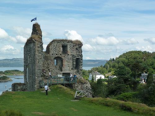 tarbert-castle