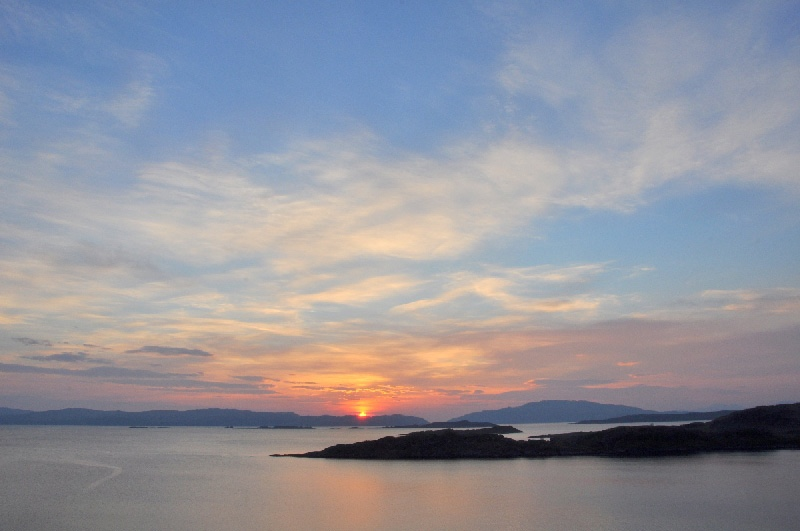 Sunset-from-crinan