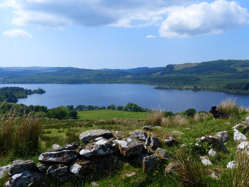 Loch-Awe-from-old-sheep-fank-above-Blarghour-2